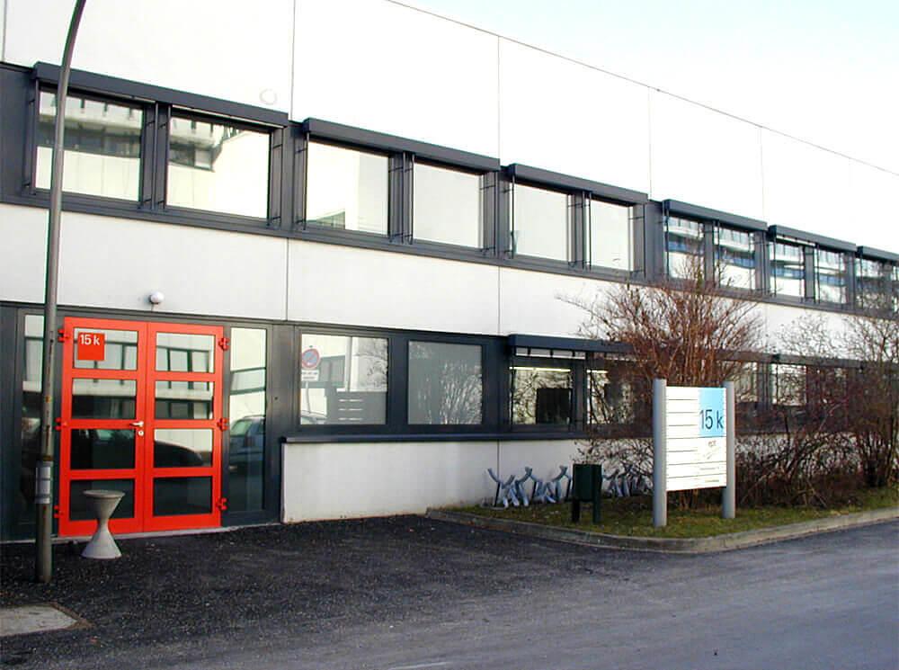 manufacture plant