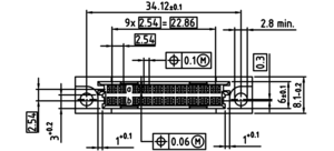 DIN B3 FL 20 polig Zeichnung Abmessungen3.png