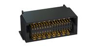 Photo Zero8 socket angled shielded 32 pins