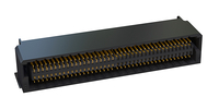 Photo Zero8 socket angled unshielded 80 pins
