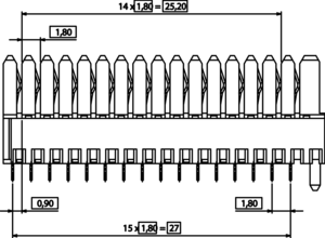 Velox 16-right dimensions